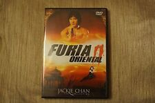 "Jackie Chan ""Furia Oriental 2"" DVD 2007, Castellano"