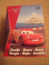 BNIP Disney Pixar - LED Candle / Night Light - Cars -Battery Operated