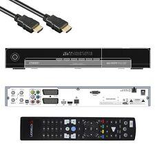 Octagon SF1018 HD Alliance Twin Tuner Pvr Lan USB DVB-S2 Digital Sat Receptor