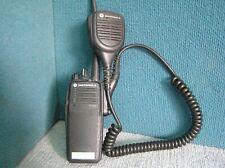 Motorola  MOTOTRBO DP3400 UHF two way Digital Portable Radio  MDH55XDC9JA1AN