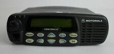 Motorola CDM1550-LS+ Mobile Radio, UHF (403-470 MHz), 16 CH