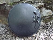 Large GECKO 30cm Round PAVER Mould/mold ... MOULDS 4 YOU ... #GRP881