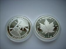 1 OZ SILVER COIN PROOF AG-47 MOLON LABE COME AND TAKE IT- CANNABIS POT COIN SBSS