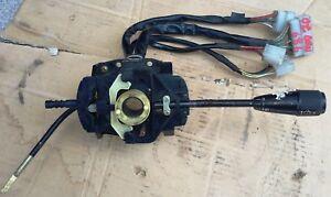 70 Mazda Luce RX4 steering column turn signal headlight switch