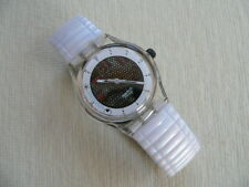 1997 Musical swatch watch Time To Cook  SLK114W