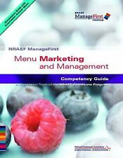 ManageFirst: Menu Marketing and Management with Pencil/Paper Exam and Test Prep