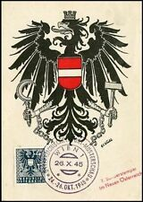 Austrian Postal Card and Stationery Stamps
