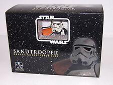Star Wars Sandtrooper Deluxe Collectible Bust #5555/15000 NIB Gentle Giant