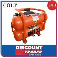 COLT 265 2.0Hp Twin Tank Portable Compressor (Carry) 16 Litre - COLT265