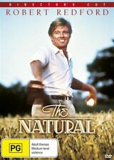 The Natural: Special Edition NEW DVD (Region 4 Australia)