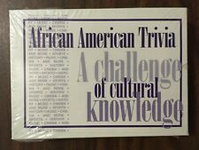 African American Trivia Game of Sports - History - Music - Cinema - And More