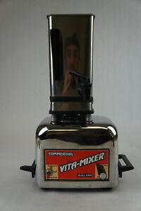 Vitamix Vita Mixer Maxi 4000 Commercial Blender Vintage 850W Model 479044