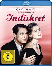 Indiskret - mit Cary Grant und Ingrid Bergman + Bonus-Doku - Filmjuwelen BLU-RAY