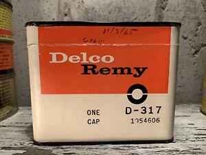 NOS GM Delco Remy 62-68 Chevrolet Nova/Chevy II 153 4 Cyl. Distributer Cap NIB