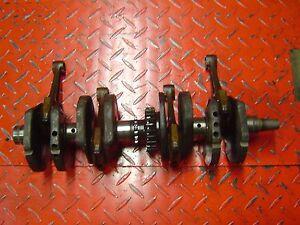 1975 Honda CB550K Crankshaft