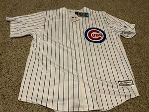 Chicago Cubs Majestic White Jersey Men's Size: XL NWT