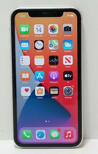 "Apple iPhone 11 128GB (Verizon) 6.1"" MHC53LL/A White"