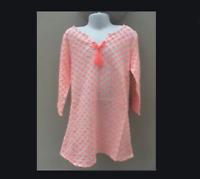 Ex Angels girls Neon coral tunic   (BU28)