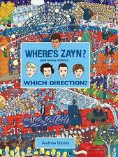 Where's Zayn?: Which Direction?,Davies, Andrew,New Book mon0000102836