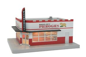 Single Story Corner Store - Polock Joe's Pierogies 30-90603