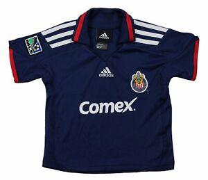Adidas MLS Toddlers Club Deportivo Chivas USA Away Jersey Top, Navy