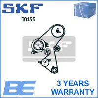 WATER PUMP & TIMING BELT KIT Genuine Heavy Duty Skf VKMC03259 83048