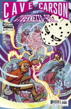 CAVE CARSON HAS A CYBERNETIC EYE #9