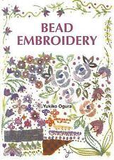 Bead Embroidery Ogura, Yukiko Paperback Book LikeNew