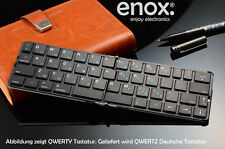ENOX KeyFold KB100 mini Wireless Bluetooth Tastatur für iOS Android Handy Tablet