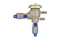 Pressure Vacuum Breaker Backflow Back Flow Preventer Male Pipe Thread NPT Bronze