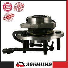 [1.515113]New Wheel Hub and Bearing Assembly w/ABS 5-Lug Front Left or Right