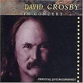 David Crosby - Greatest Hits Live (Live Recording, 1999)