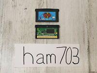 Mario Pinball Land Nintendo Game Boy Advance Authentic OEM