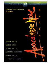 Apocalypse Now Redux Dvd 1979 Francis Ford Coppola Movie Robert Duvall Part 2