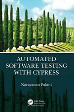 Automated Software Testing with Cypress by Palani, Narayanan, NEW Book, FREE & F