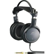 JVC HA-RX700 de alta calidad de sonido de precisión de tamaño completo auriculares-negro HARX700
