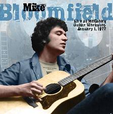 MIKE BLOOMFIELD New Sealed Ltd Ed LIVE 1977 SANTA MONICA CONCERT VINYL RECORD