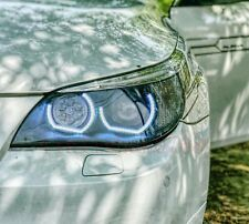 4pcs Angel Eyes DTM STYLE M4 STYLE For BMW 5 SERIES E60 E61 2008 2009 2010 M5
