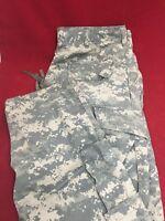 ONE PAIR ACU Digital Camo Military Uniform Pants Army Combat Uniform Trousers