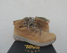 TEVA SAND ARROWOOD UTILITY MID WP LEATHER SNEAKER BOOTS, MEN US 11.5/ EUR 45 NEW