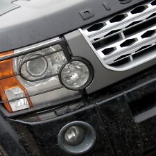 Disco 4 2014 facelift style front grille for Land Rover Discovery 3 Grey Silver