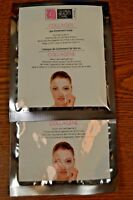 3 GLOBAL BEAUTY CARE Collagen SPA TREATMENT MASKS ANTI-AGING SERUM FACIAL