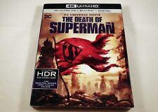 The Death of Superman | 4K Ultra HD, Blu-ray & Digital 2-Disc Set