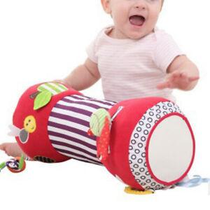 Baby Krabbelrolle weich für Fitness-Spielzeug Rollkissen Spielzeugrolle