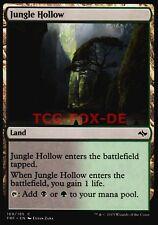 4x Jungle Hollow ● Fate Reforged ● M/NM ● Magic MTG FRF