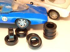 8 pneus AR  Alpine A 210  SCALEXTRIC