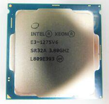 Intel® Xeon® Processor E3-1275 v6 3.80GHz 4-Cores SR32A