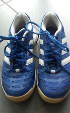 Adidas essence 10 Turnschuhe Gr.39 blau Handballschuhe Sportschuhe Top! GR. 6