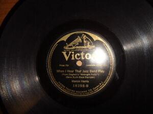 1917 VICTOR 78/Marion Harris/Collins&Harlan/E!