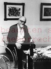 Hans PELS LEUSDEN - Werner ECKELT Portr. Im VAN der ROHE  BAUHAUS FREISCHWINGER